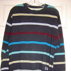 Men's Billabong 100% Cotton crew neck sweater